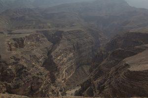 Canyon near Umq Al Rubakh