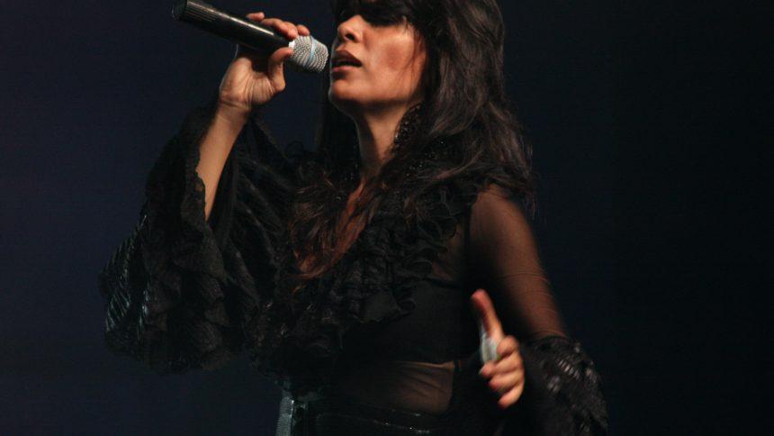 Yasmin Levy a Israeli - Spanish Ladino singer