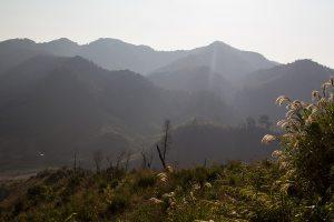 Steep valleys